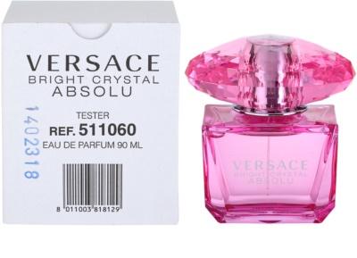 Versace Bright Crystal Absolu parfémovaná voda tester pro ženy 2