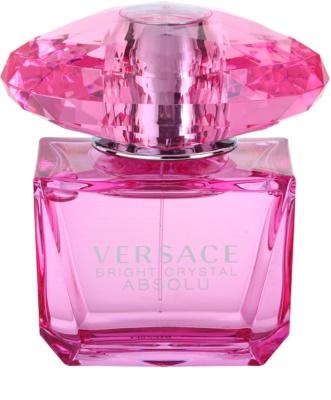 Versace Bright Crystal Absolu parfémovaná voda tester pro ženy