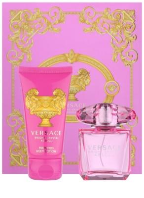 Versace Bright Crystal Absolu Geschenksets