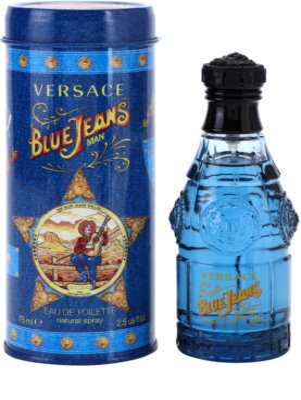 Versace Versus Blue jeans Eau de Toilette für Herren