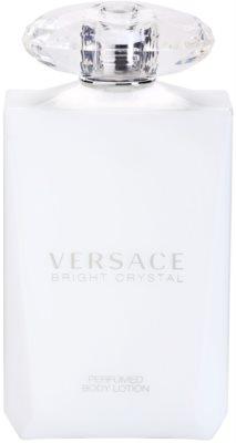 Versace Bright Crystal leite corporal para mulheres 1