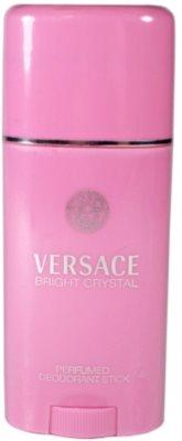 Versace Bright Crystal desodorizante em stick para mulheres