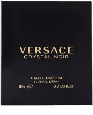 Versace Crystal Noir eau de parfum para mujer 3