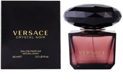 Versace Crystal Noir eau de parfum nőknek