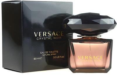 Versace Crystal Noir Eau de Toilette para mulheres 1