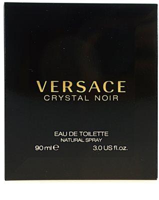Versace Crystal Noir Eau de Toilette para mulheres 4