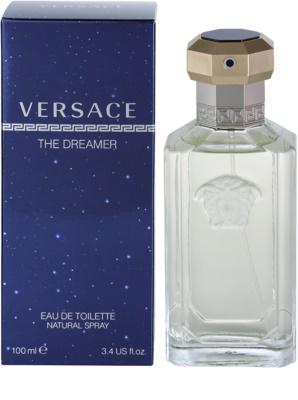 Versace Dreamer toaletna voda za moške