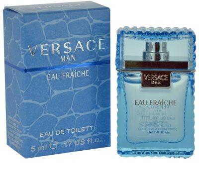 Versace Eau Fraiche Man Eau de Toilette für Herren  ohne Zerstäuber