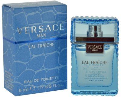 Versace Eau Fraiche Man eau de toilette para hombre  sin pulverizador
