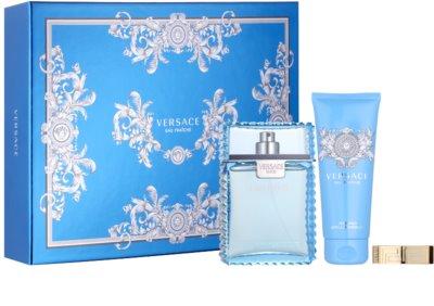 Versace Eau Fraiche Man ajándékszettek