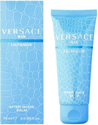 Versace Eau Fraiche Man bálsamo após barbear para homens