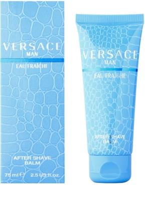 Versace Eau Fraiche Man borotválkozás utáni balzsam férfiaknak