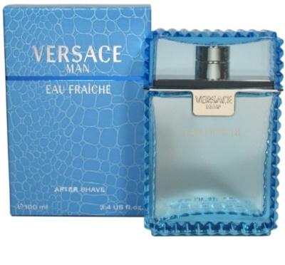 Versace Eau Fraiche Man after shave para homens