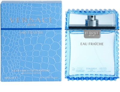 Versace Eau Fraiche Man dezodor férfiaknak