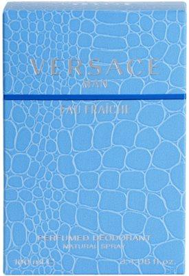 Versace Eau Fraiche Man deospray pentru barbati 4