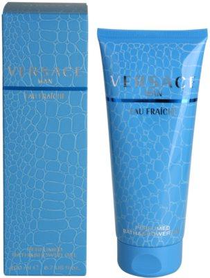 Versace Eau Fraiche Man gel de duche para homens
