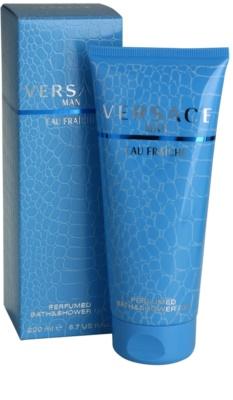 Versace Eau Fraiche Man гель для душу для чоловіків 1