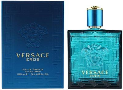 Versace Eros toaletní voda pro muže