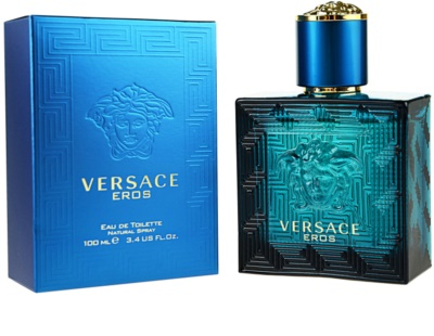 Versace Eros Eau de Toilette for Men 1