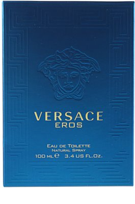 Versace Eros Eau de Toilette for Men 4