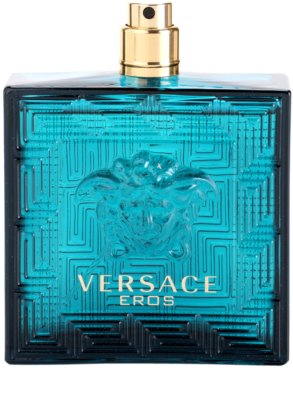 Versace Eros туалетна вода тестер для чоловіків