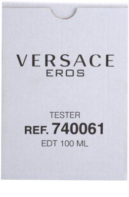 Versace Eros туалетна вода тестер для чоловіків 3