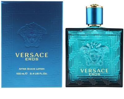 Versace Eros After Shave Lotion for Men
