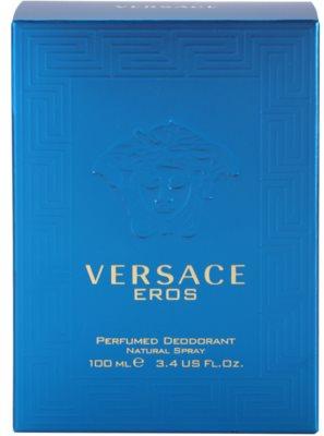 Versace Eros desodorante en spray para hombre 4
