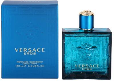 Versace Eros deo sprej za moške