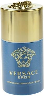 Versace Eros desodorizante em stick para homens