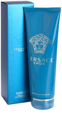 Versace Eros gel de duche para homens 1