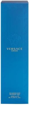 Versace Eros gel de duche para homens 3