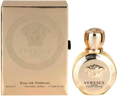 Versace Eros Pour Femme eau de parfum para mujer