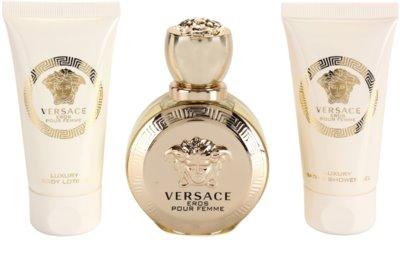 Versace Eros Pour Femme подаръчни комплекти 1