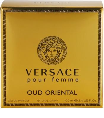 Versace Pour Femme Oud Oriental eau de parfum nőknek 4