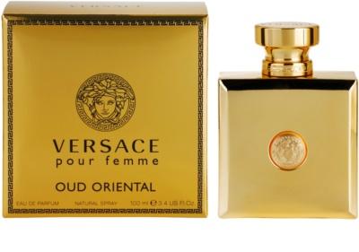 Versace Pour Femme Oud Oriental eau de parfum para mujer