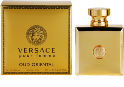 Versace Pour Femme Oud Oriental парфюмна вода за жени