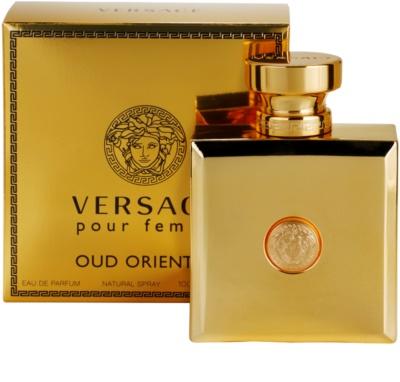 Versace Pour Femme Oud Oriental eau de parfum nőknek 1