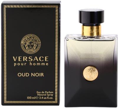 Versace Pour Homme Oud Noir Eau De Parfum pentru barbati