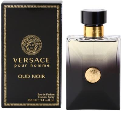 Versace Pour Homme Oud Noir parfémovaná voda pre mužov