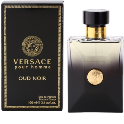 Versace Pour Homme Oud Noir парфюмна вода за мъже