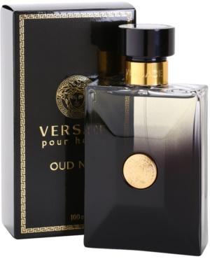 Versace Pour Homme Oud Noir парфюмна вода за мъже 1