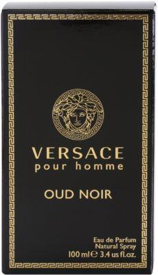 Versace Pour Homme Oud Noir парфюмна вода за мъже 4