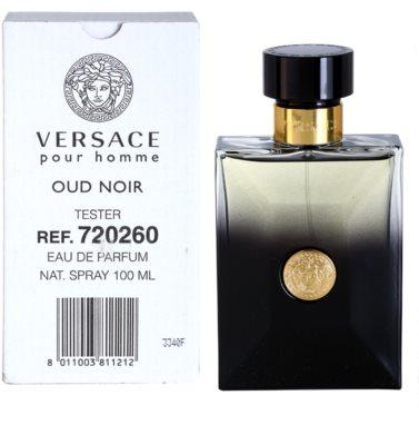 Versace Pour Homme Oud Noir парфюмна вода тестер за мъже 2