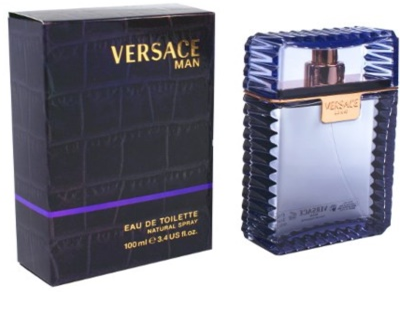 Versace Versace Man Eau de Toilette para homens