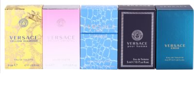 Versace Miniatures Collection coffret presente 2