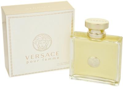Versace Versace Pour Femme Eau de Parfum para mulheres