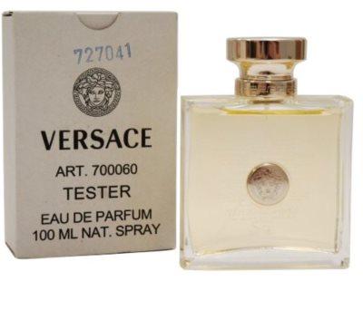 Versace Versace Pour Femme eau de parfum teszter nőknek
