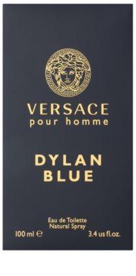 Versace Dylan Blue Eau de Toilette para homens 5