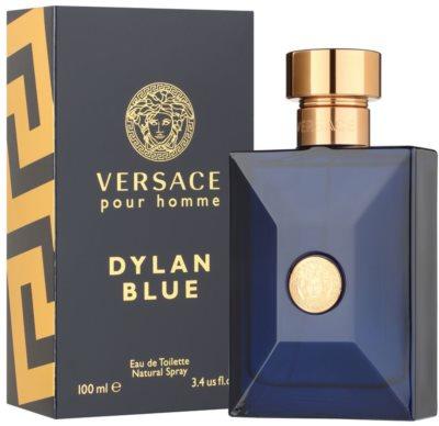 Versace Dylan Blue Eau de Toilette para homens 1